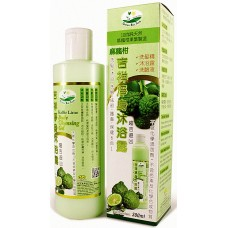 Green Bio Tech Kaffir Lime Body Cleansing Gel 麻疯柑吉祥净身沐浴露 300ml