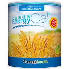 Rice Bran Story Cal Plus 米糠故事健康钙盐 600gm