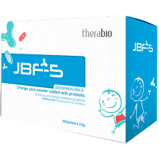 therabio Junio BioFloral 5 PROBIOTIC 儿童有益菌 30sachets